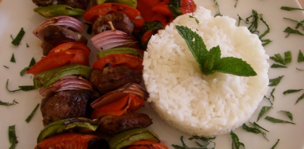 Greek Lamb Kabobs 2