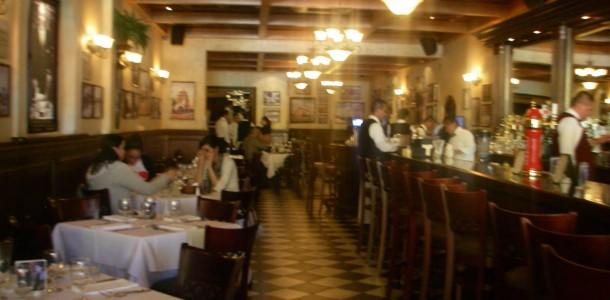 Nancy's Tastes & Trips - Caesar's Restaurante Bar, Tijuana, Mexico - Origina