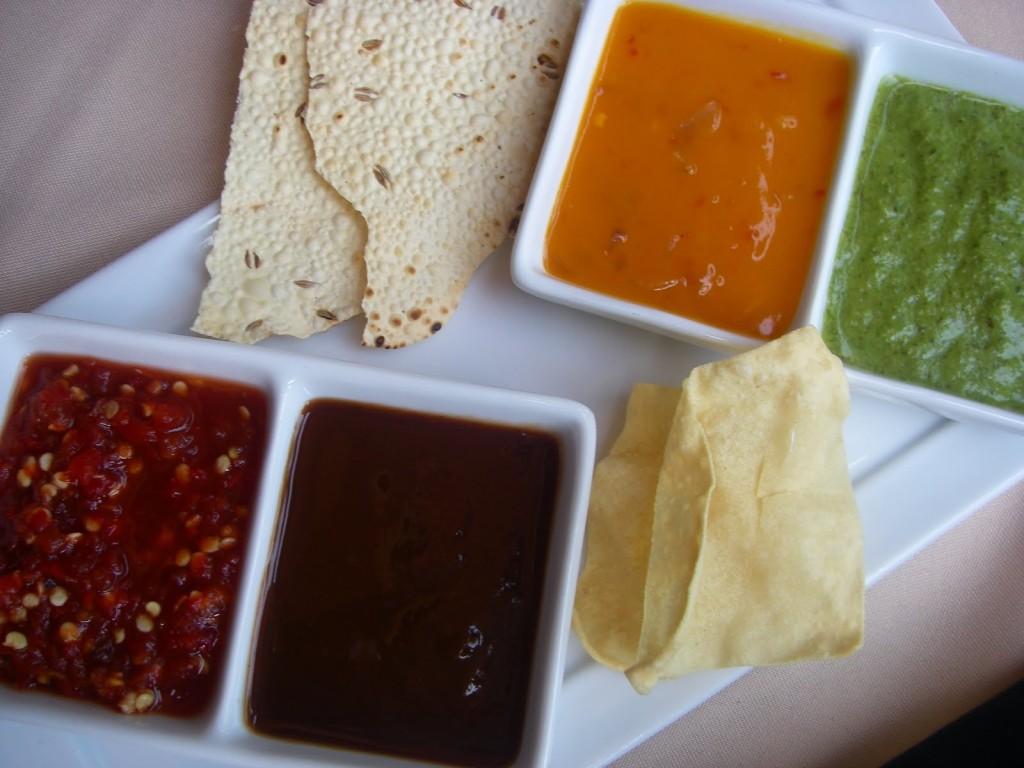 Chakra Indian Restaurant Beverly Hills