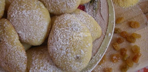 Zaleti (Venetian Cookies)