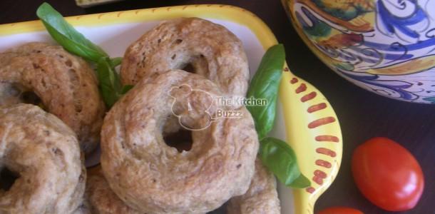 Taralli (Italian Pretzels)