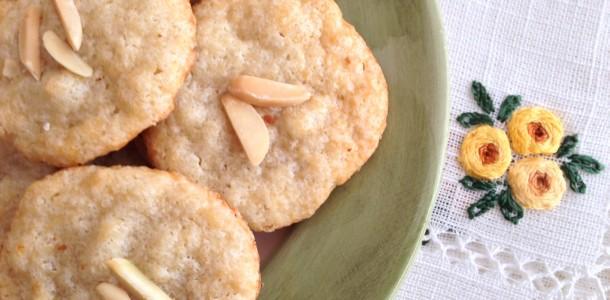 Passover Amaretti Cookies (gluten-free)