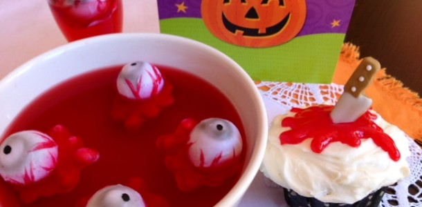Bloody Halloween Punch