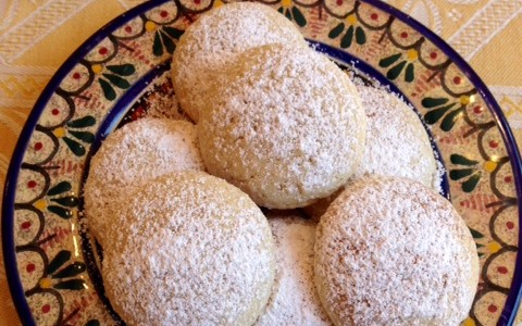Image.Persian Almond Cookies