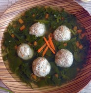 Image.Meatball&SpinachSoup